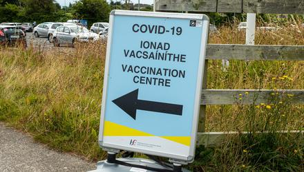 A walk-in vaccination clinic will take place at Shoreline Leisure in Greystones this weekend.
