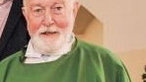 The late Fr Oliver Crotty.