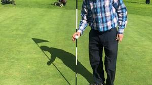 Congratulations to Tom Hanafin, Secretary of Baltinglass Golf Club, who got a hole-in-on on the 12th hole in Baltinglass Golf Club last Sunday.