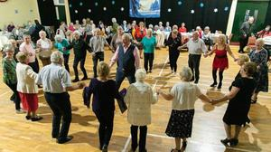 Laragh Glendalough Active Retirement have resumed their Tuesday meetings at the Brockagh Resource Centre.