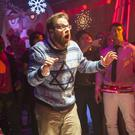 Seth Rogen in The Night Before