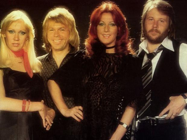 ABBA became a global hit after their 1974 Eurovision appearance