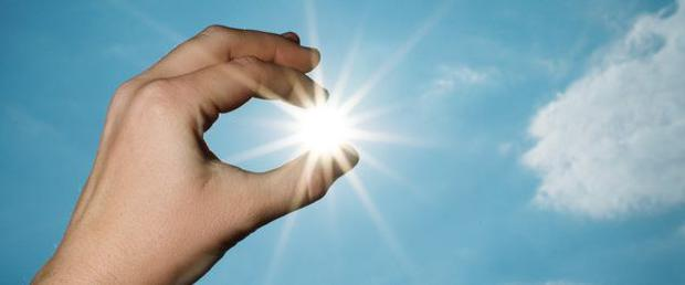 Vitamin D is made in the skin by exposure to the sun