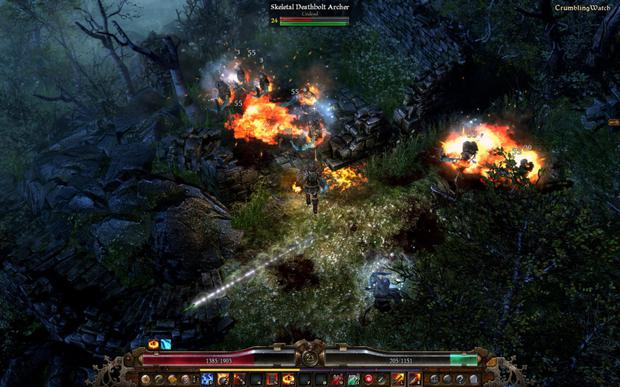 Grim Dawn one of the easiest ARPG titles in recent years