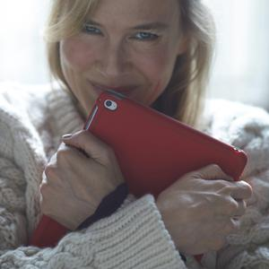 Renee Zellweger as Bridget Jones in the film, Bridget Jones's Baby
