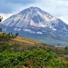 Errigal, Co Donegal, is a quartzite mountain