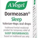A.Vogel Dormeasan is a herbal remedy that contains valerian, a traditional remedy to help with sleep and it also contains hops to relieve anxiety and stress