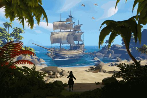 Sea of Thieves Event The Hungering Deep Announced, Content Roadmap Revealed