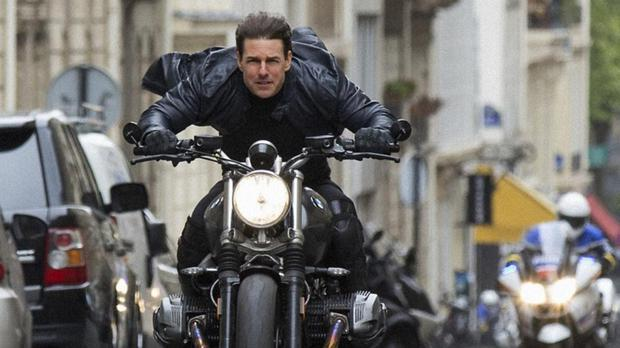 Tom Cruise shows more boundless energy as Ethan Hunt in Mission: Impossible - Fallout.