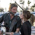 Bradley Cooper as Jackson and Lady Gaga as Ally in A Star Is Born