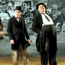 Steve Coogan and John C Reilly as Stan Laurel and Oliver Hardy in Stan & Ollie