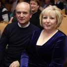 Lorraine and Joe Bell enjoying the Showband Night at the Parkview, Newtownmountkennedy