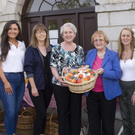 Denise Dunne, Claire Delaney, Phylis Mates. Florence Dagge, Cecilia Mates and Ger Shortle at the launch of the Tinahely Show