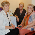 Ann Redmond, June Dargan and Angela Kennedy enjoying the Ashford community dinner dance in Tinakilly House