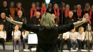Singing in a choir has physical and mental benefits, as well as bringing communities together,