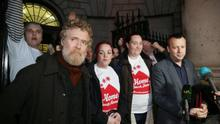 The Home Sweet Home movement, led by musician Glen Hansard (pictured) and Fr Peter McVerry has struck a chord with the Irish public but I feel that it can only end one way.