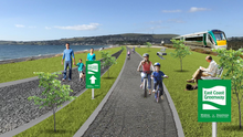 Plans for the East Coast Greenway