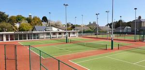 Wicklow Tennis Club is reopening on a phased basis
