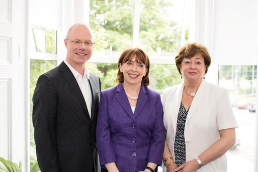 Deputies Stephen Donnelly, Roisin Shortall and Catherine Murphy.