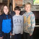 Oliver Lawless, Sam Christy and Lorcan Kelly