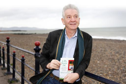 PJ Cunningham, author of 'A Fly Never Lit'