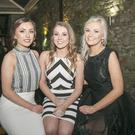 Grainne Quinn, Aoife Case and Kate Germain celebrate their 21st birthday in Horans, Baltinglass
