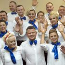 The Dancers taking part in Strictly Blessington at Citywest Hotel