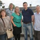 Michelle Rossiter, Richard Lambert,Paula Murphy, Gary Murphy and Mark Dempsey