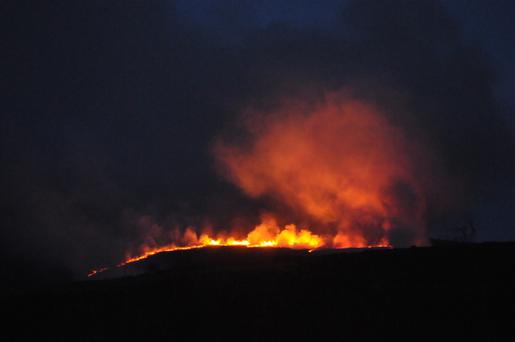 There is a big difference between managed burning and uncontrolled wildfires.