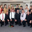 Dancers at Coolboy GAA Club Does Strictly in the Ashdown Park hotel