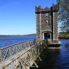 Vartry reservoir in Roundwood