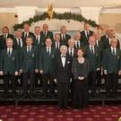 Wicklow Male Voice Choir at last year's Christmas concert