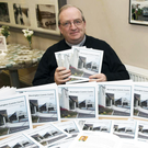 Fr. Richard Behan PP at the Book Launch in the Blessington Coimin Centre