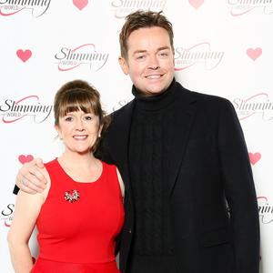 Sarah Keene, Slimming World Wicklow, with Stephen Mulhern