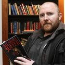 Author Chris Rush launches his new book 'All Shall Suffer' in Wicklow Gaol