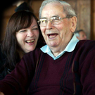 The late James 'Shay' Murphy (89) and his late daughter Bernadette (58)