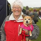 Mary Forde and Ruby