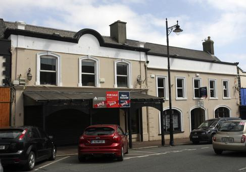 The Main Street premises which sold last Thursday.