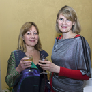 Dr Katrina Hutchinson and Anna Danlova
