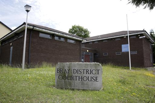 The Old Bray Courthouse