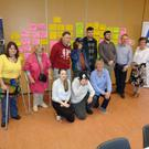 Attendees at the Wicklow Public Participation Network regarding the UN act