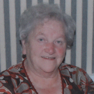 The late Rita McCarthy, née Keane