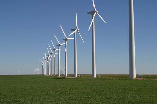 The new application is for 11 turbines, one less than the company sought planning permission for in 2014
