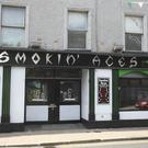 The former Smokin' Aces public house