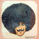 A Terry Willers drawing of Phil Lynott