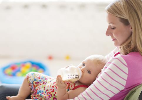 The donor bank in Fermanagh enables mothers who are not breastfeeding to donate milk to feed sick and premature babies.
