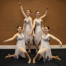TaraDoyle, EmmaCoffey, Jennifer Wood and Claire Ryan from the Lisa Heenan School of Dance