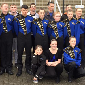 Inbhear Mór Performance Ensemble at the European Championships in Holland