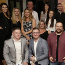 The cast of Strictly St Catherine's 2017 at the launch in the Mount Kennedy Inn last Saturday night