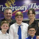 Richie, Lorraine and the Young Willoughbys